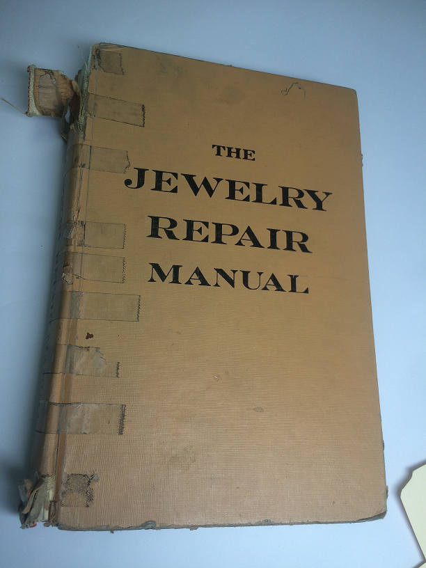 My first instruction manual, second edition printed 1967.